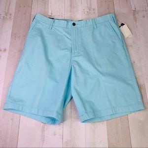 Nautica True Khaki Flat Front Shorts